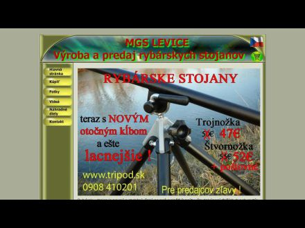 www.tripod.sk