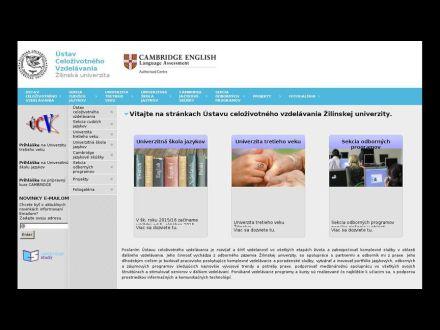www.ucv.uniza.sk
