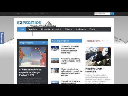 www.expedition.sk