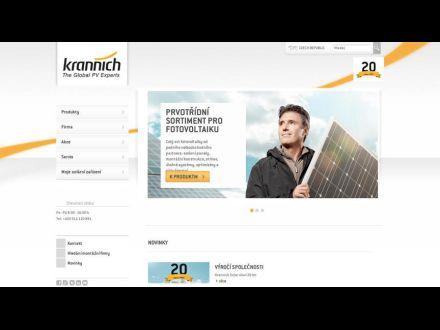 www.krannich-solar.cz
