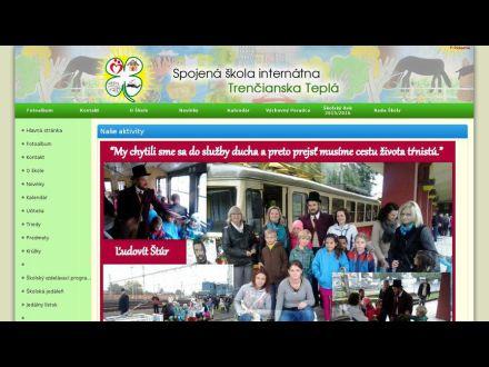 www.szsitrtepla.edupage.sk