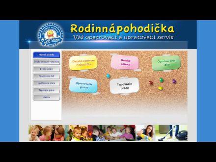 www.rodinnapohodicka.sk
