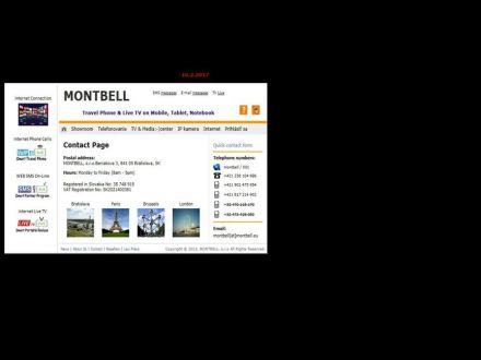 www.montbell.eu