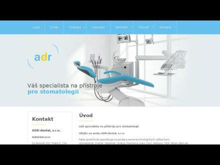 www.adr-dental.cz