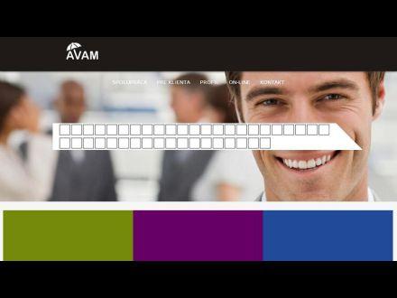 www.avam.sk
