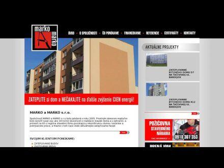 www.markoamarko.sk
