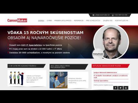 www.careermaker.sk
