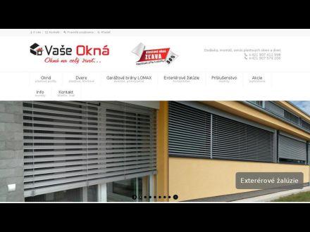 www.vaseokna.sk