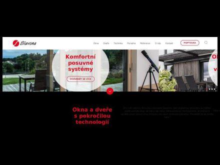 www.slavona.cz