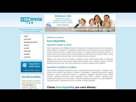 www.euro-hypoteka.cz