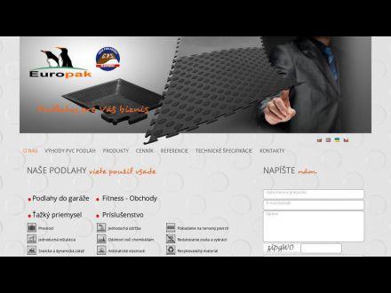 www.europak.sk