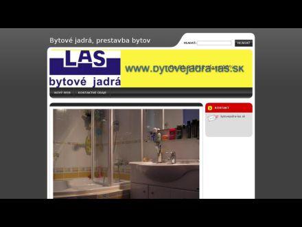 www.las-bytovejadra.webnode.sk