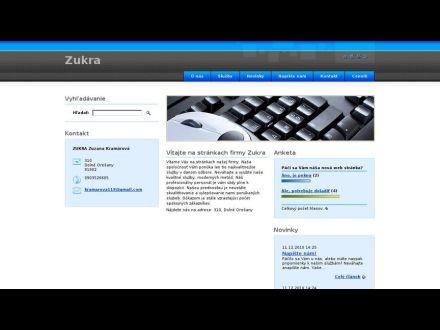 www.zukra.webnode.sk