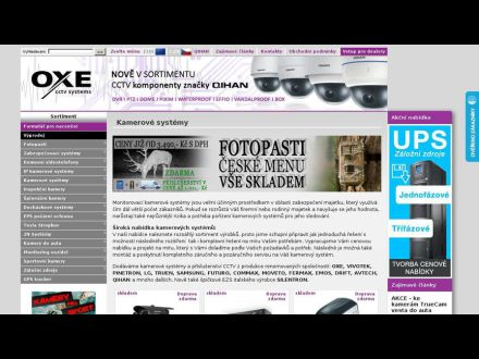 www.oxe.cz