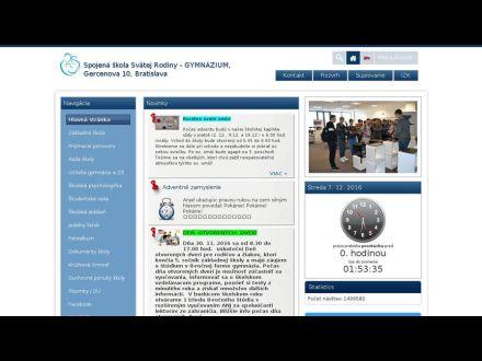 www.gsr.edupage.org