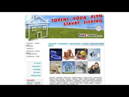 www.sato-tanvald.cz