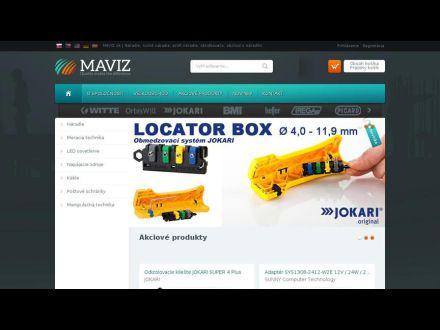 www.maviz.sk