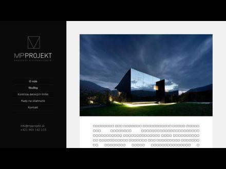 www.mpprojekt.sk
