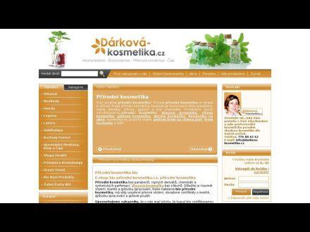 www.darkova-kosmetika.cz