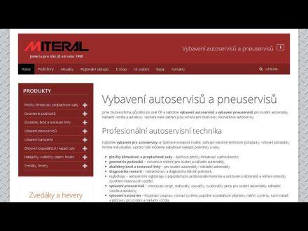 www.miteral.cz