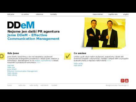 www.ddem.cz