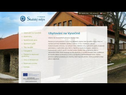 www.skalskymlyn.cz