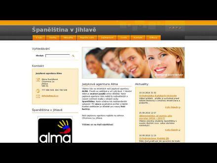 www.alma-ji.cz