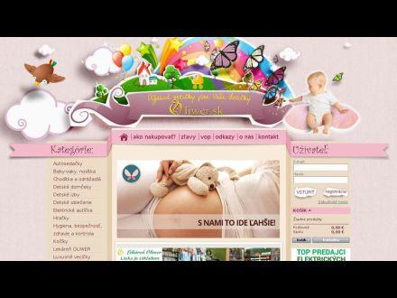www.oliwer.sk