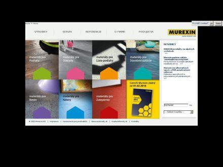 www.murexin.sk