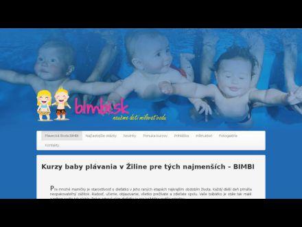 www.bimbi.sk