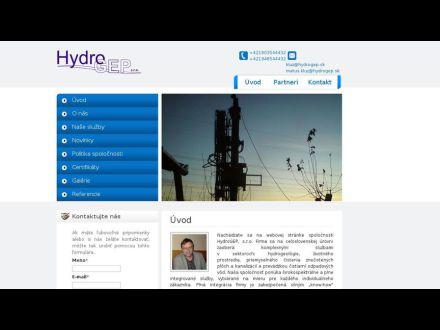 www.hydrogep.sk