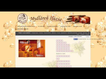 www.mydlareniluzia.sk