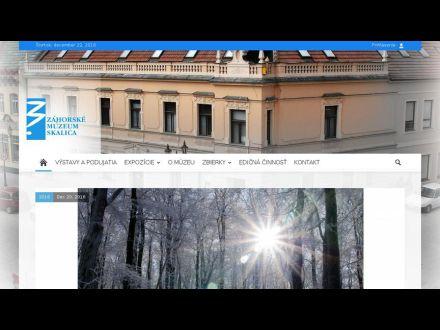 www.zahorskemuzeum.sk