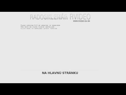 www.rvideo.eu.sk