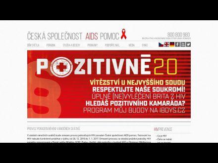 www.aids-pomoc.cz