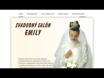 www.salonemily.sk