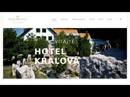 www.hotelkralova.sk