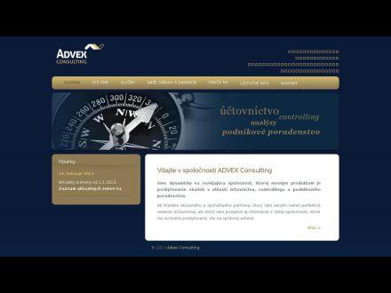 www.advex.sk