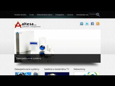 www.altesa.sk