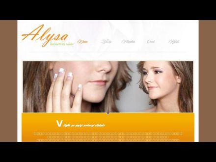www.alysa.sk