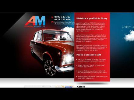 www.autoservismesiarik.sk