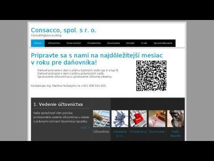 www.consacco.sk