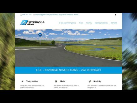 www.autoskola-akva.sk