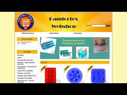 www.pandortex.sk