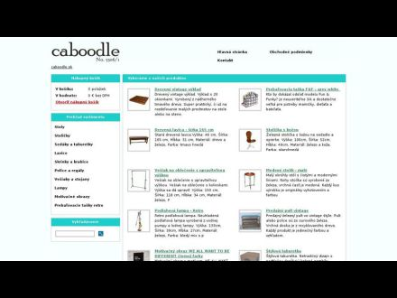 www.caboodle.sk