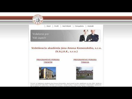 www.vajak.sk