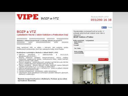 www.skoleniabozp-kosice.sk