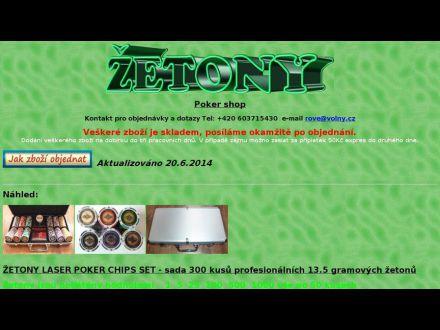 www.zetony.prodejce.cz