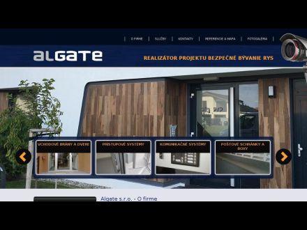 www.algate.sk