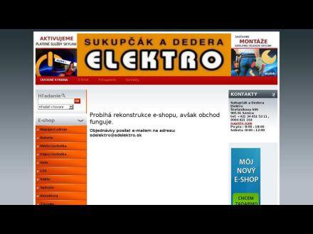 www.sdelektro.sk